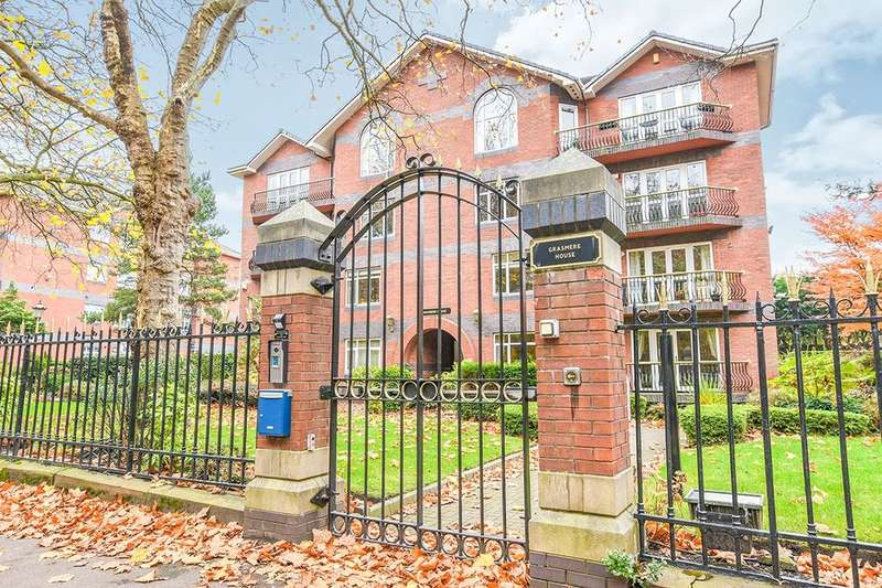2 Bedrooms Flat for sale in Grasmere House Mossley Hill Drive, Liverpool, L17