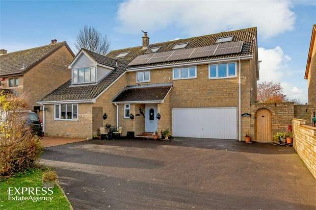 7 Bedrooms Detached House for sale in Cock Road, Buckland Dinham, Frome, Somerset