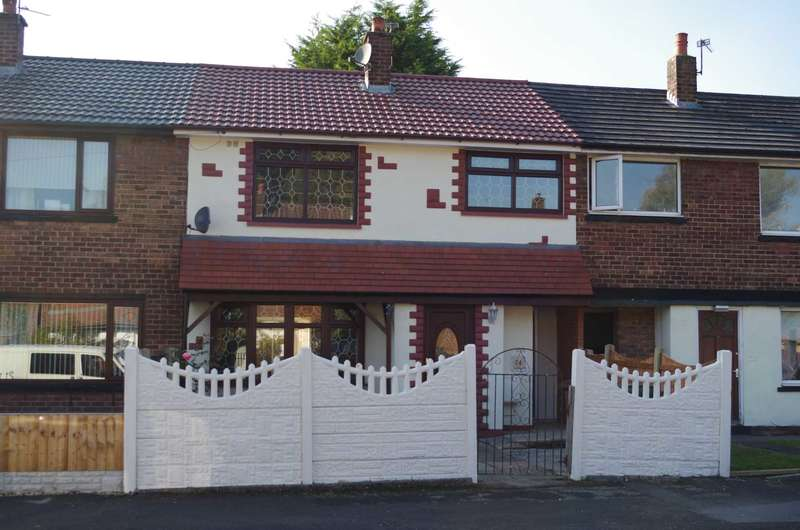 3 Bedrooms Terraced House for sale in Beech Avenue, Little Lever