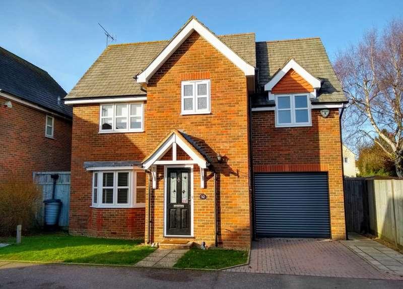 4 Bedrooms Detached House for sale in OVER 1780 SQ FT IN BOVINGDON VILLAGE