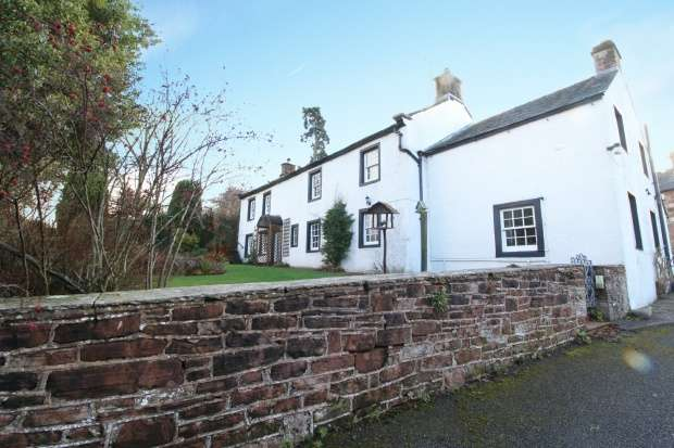 4 Bedrooms Detached House for sale in Old Hall Farm Bongate, Appleby-In-Westmorland, Cumbria, CA16 6HW