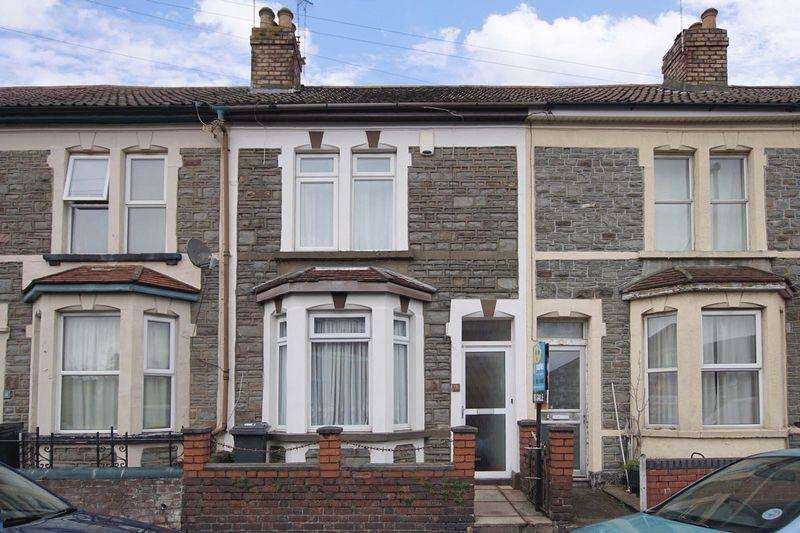 3 Bedrooms Terraced House for sale in Baden Road, Bristol, BS5 9QE