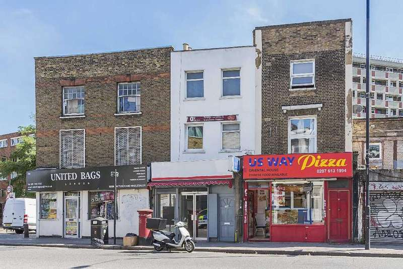 2 Bedrooms Flat for sale in Hackney Road, London, Shoreditch