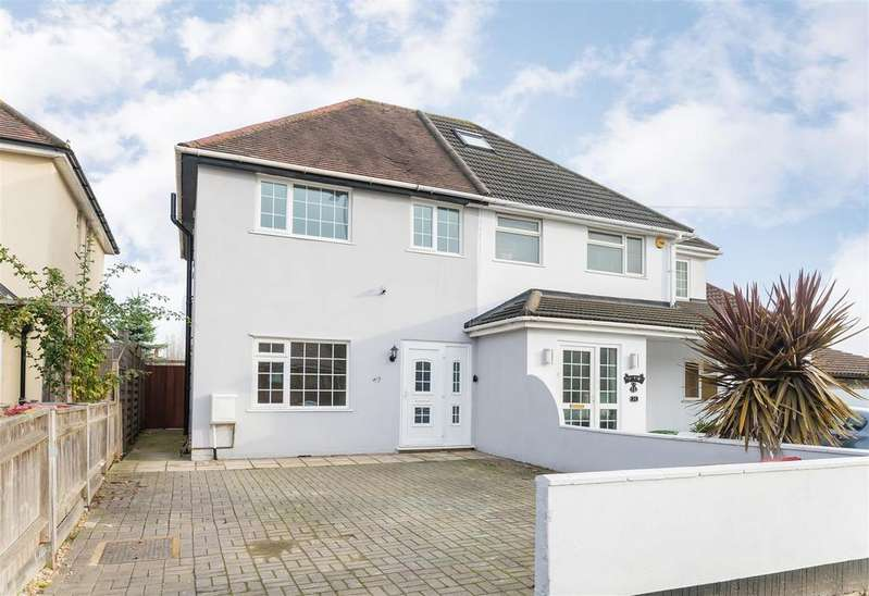 3 Bedrooms Semi Detached House for sale in Cippenham Lane, Cippenham
