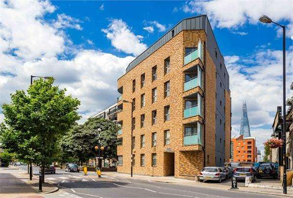 3 Bedrooms Flat for sale in New Amelia Apartments, 171 Abbey Street, London