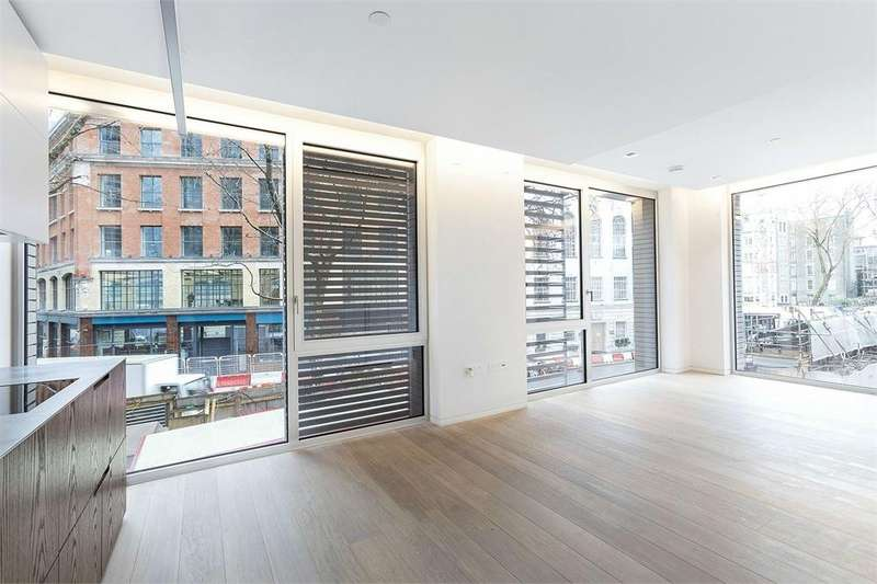 1 Bedroom Flat for sale in Vicary House, Barts Square, Bartholomew Close