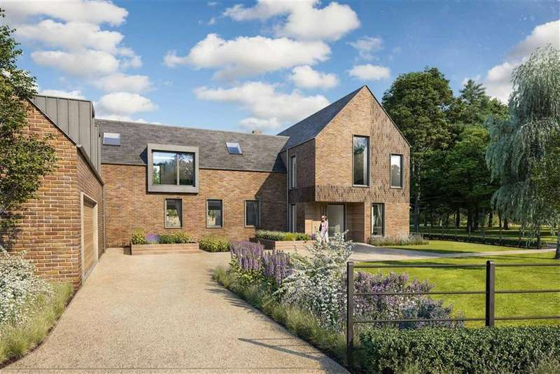 5 Bedrooms Detached House for sale in Almar Woods, Durham
