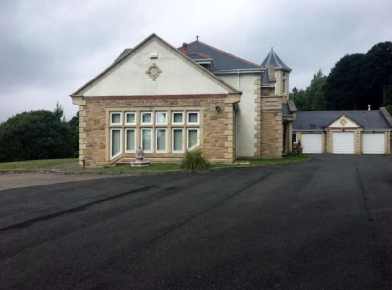 5 Bedrooms Manor House Character Property for sale in Holywood, Wolsingham