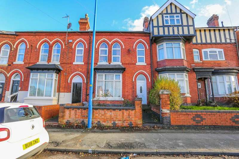5 Bedrooms Terraced House for sale in Bearwood Road, Smethwick, B66