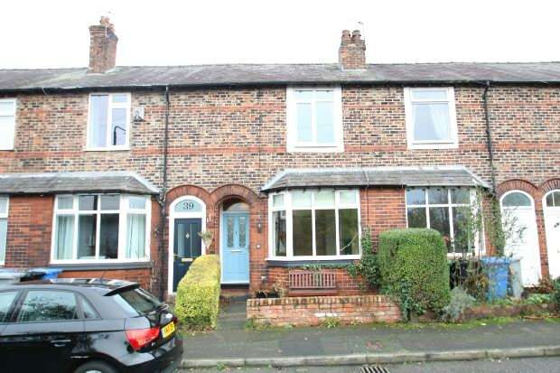 2 Bedrooms Terraced House for sale in Brentwood Avenue, Timperley