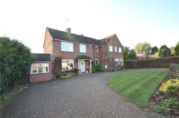 4 Bedrooms Detached House for sale in Brownlow Drive, Bracknell, Berkshire