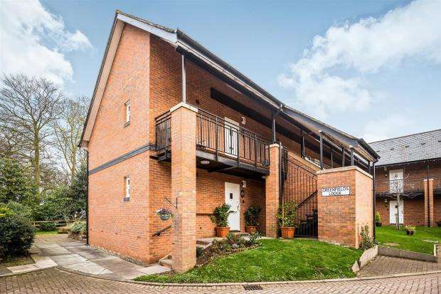 2 Bedrooms Apartment Flat for sale in Ferma Lane, Great Barrow, Chester