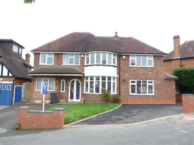 4 Bedrooms House for sale in Kingshill Drive, Kings Norton, Birmingham