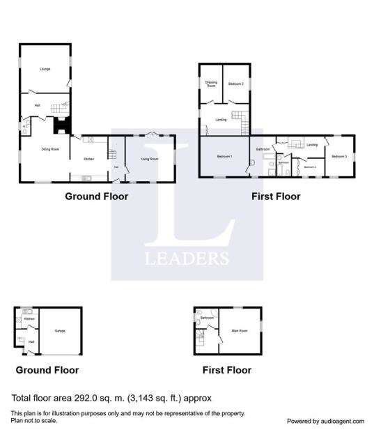 5 Bedrooms Detached House for sale in Love Lyne, Hunt End, Redditch