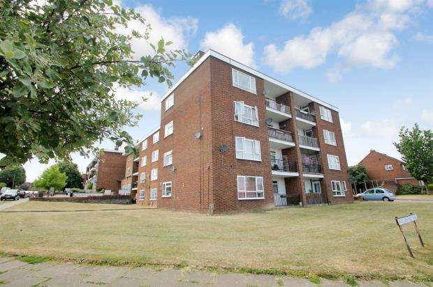 2 Bedrooms Apartment Flat for sale in Abbots Avenue West, St. Albans