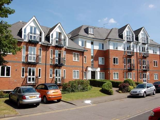 1 Bedroom Flat for rent in Park View Close, St Albans, Hertfordshire