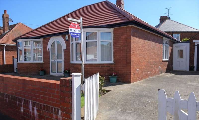 2 Bedrooms Detached Bungalow For Rent In St Christopher Road Bridlington