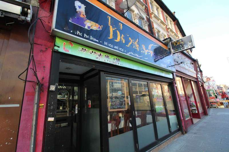 4 Bedrooms Mixed Use Commercial for sale in Chapel Road, Ilford, IG1 2AG