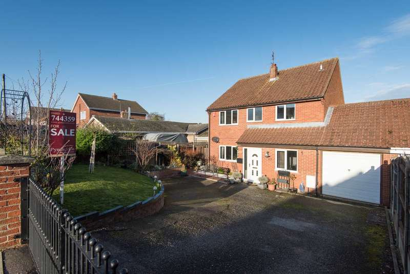 4 Bedrooms Detached House for sale in Gurney Road, New Costessey