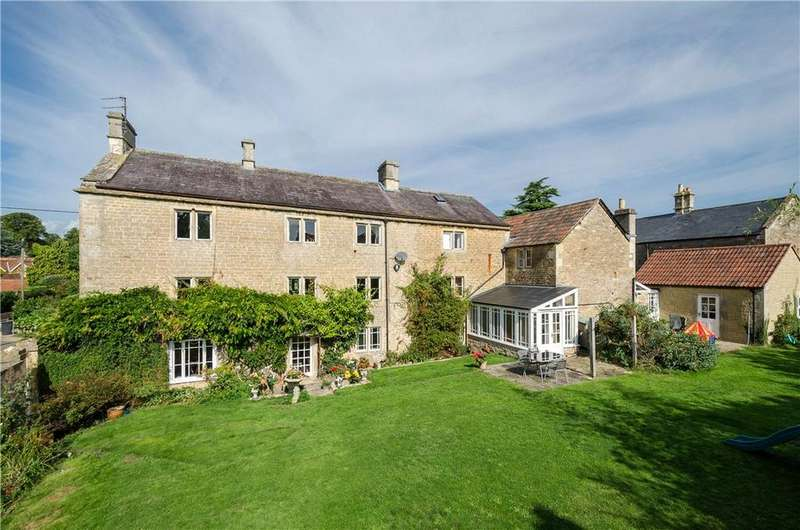 5 Bedrooms Detached House for sale in 7 7A Lower South Wraxall, Bradford-on-Avon, Wiltshire, BA15