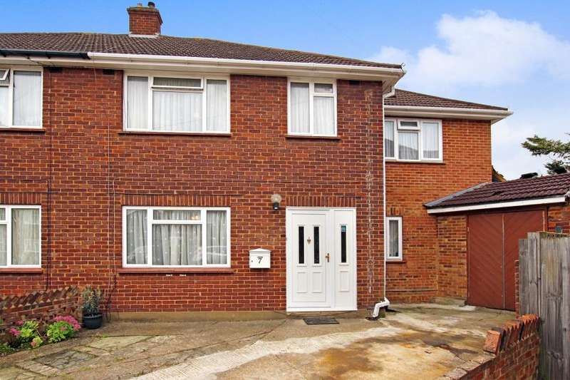 6 Bedrooms Semi Detached House for sale in Hayes, UB4 8LE