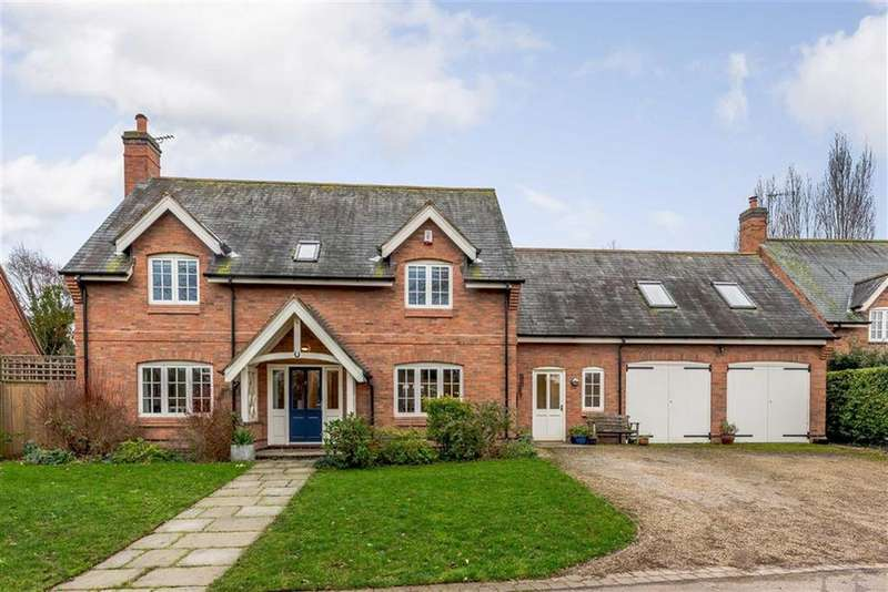 5 Bedrooms Detached House for sale in The Orchard, 72 Knighton Church Road, Leicester, Leicestershire