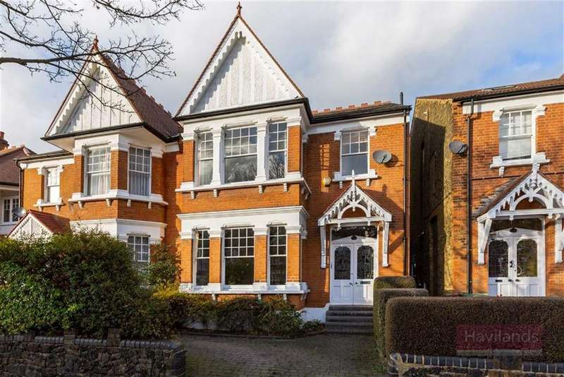 5 Bedrooms Semi Detached House for sale in Selborne Road, Southgate, London