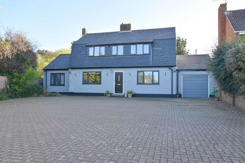 4 Bedrooms Detached House for sale in Weybourne Road, Sheringham