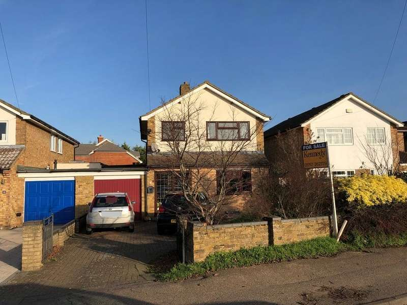 3 Bedrooms Detached House for sale in Mill Lane, Potton SG19