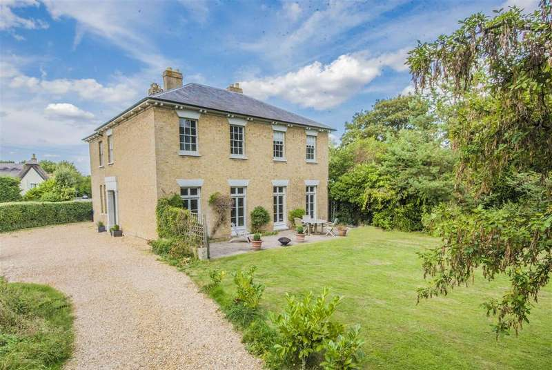 5 Bedrooms Detached House for sale in Spaldwick Road, Stow Longa, Huntingdon