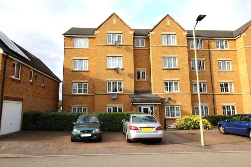 2 Bedrooms Flat for sale in Henley Road, Bedford, MK40