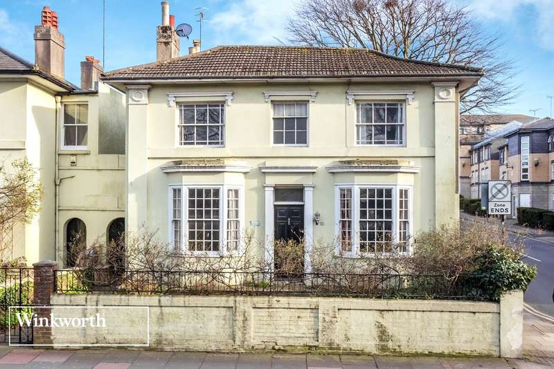 4 Bedrooms Detached House for sale in Richmond Terrace, Brighton, East Sussex, BN2