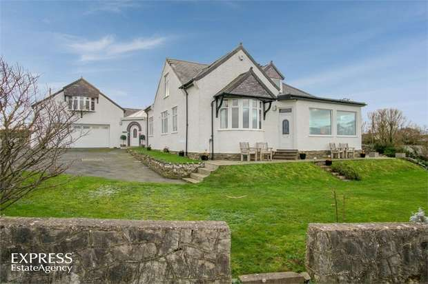 7 Bedrooms Detached House for sale in Cemaes Bay, Anglesey, Anglesey