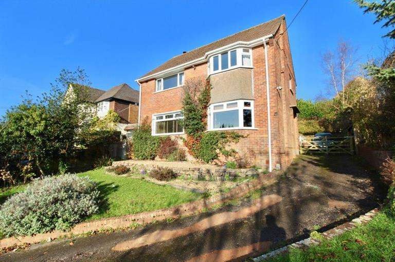 Property for sale in Cefn Road Rogerstone Newport NP10 9EX