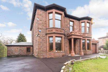 6 Bedrooms Detached House for sale in Torridon Avenue, Glasgow, Lanarkshire