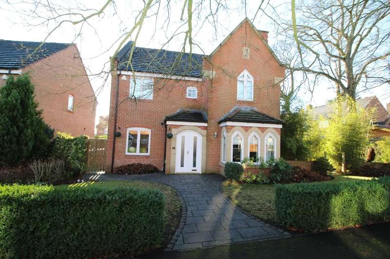 4 Bedrooms Detached House for sale in Turnpike Walk, Sedgefield