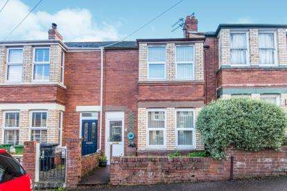 3 Bedrooms Terraced House for sale in Exeter, Devon
