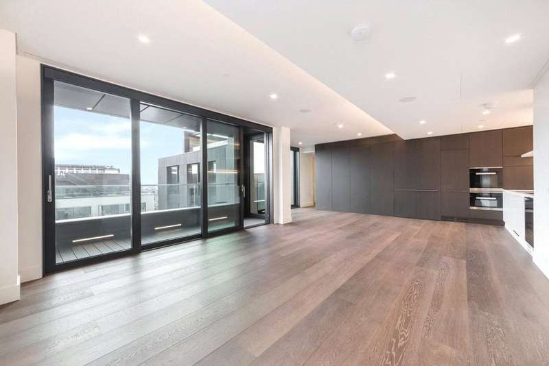 2 Bedrooms Apartment Flat for sale in Rathbone Square, Evelyn Yard, Fitzrovia, London, W1T