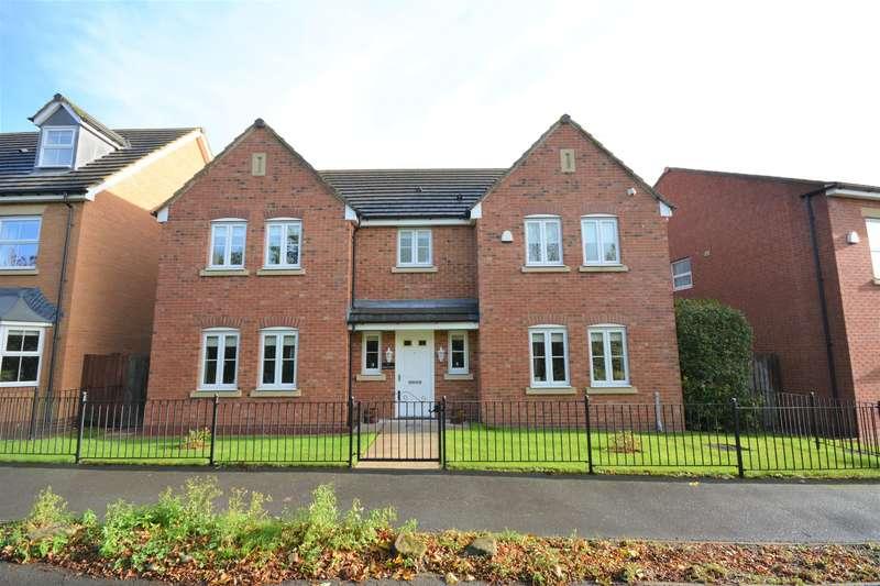 4 Bedrooms Detached House for sale in Surtees Street, Willington , DL15 0GR