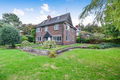 6 Bedrooms Detached House for sale in Crow Hill Drive, Mansfield, Nottingham, Notts