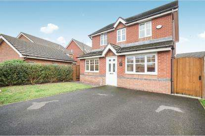 3 Bedrooms Detached House for sale in Larkspur Grove, Great Sankey, Warrington, WA5
