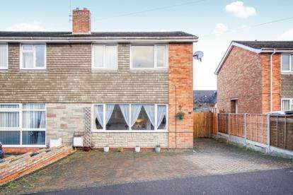 3 Bedrooms Semi Detached House for sale in Burgage Close, Chipping Sodbury, Bristol, South Gloucestershire