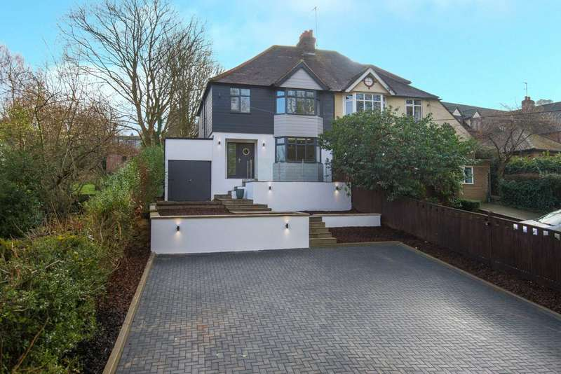 3 Bedrooms Semi Detached House for sale in Kings Road, Berkhamsted