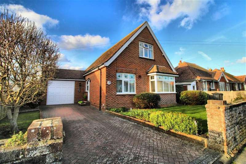 4 Bedrooms Detached House for sale in Chyngton Gardens, Seaford, East Sussex