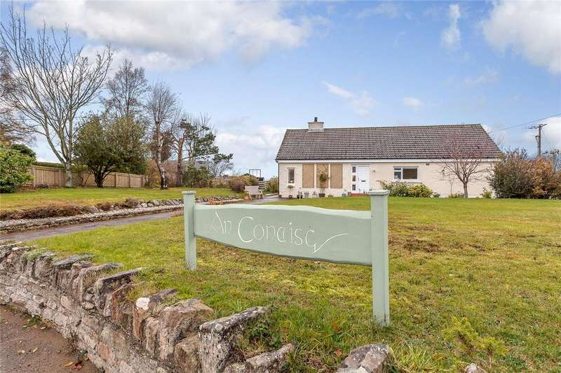 4 Bedrooms Detached House for sale in Kingsteps, Lochloy Road, Nairn