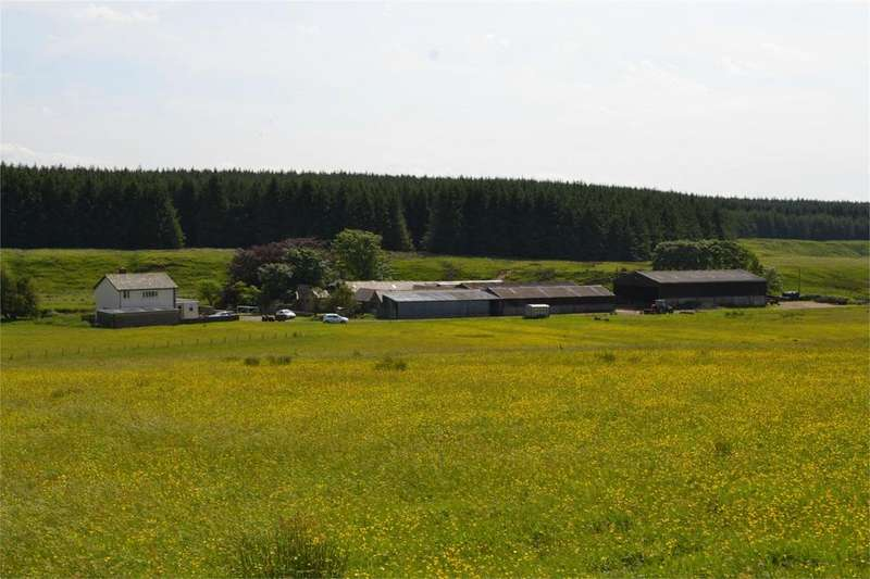 4 Bedrooms Farm Commercial for sale in Gilsland, Cumbria, CA8