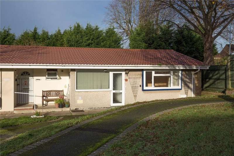 1 Bedroom Bungalow for sale in The Lawns, The Ridge, Bristol, BS11