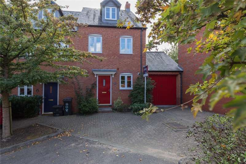 3 Bedrooms End Of Terrace House for sale in Blandamour Way, Bristol, BS10