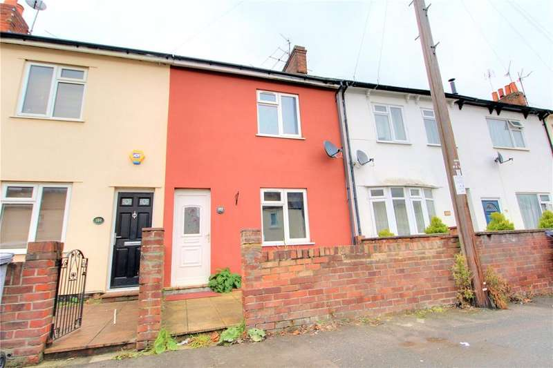 2 Bedrooms Terraced House for sale in Great Knollys Street, Reading, Berkshire, RG1