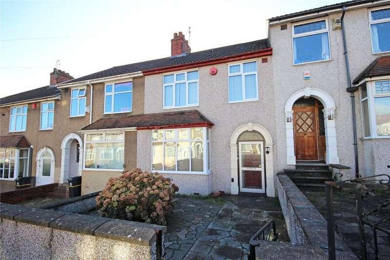 3 Bedrooms Terraced House for sale in Jocelyn Road, Horfield, Bristol, BS7